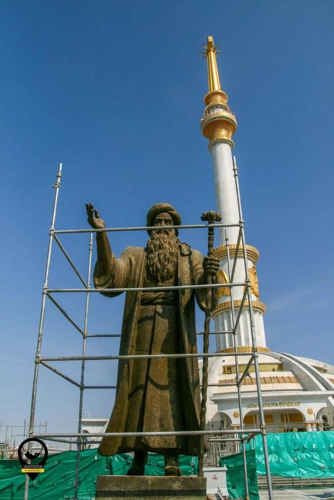 Pomnik Niepodległości Turkmenistanu