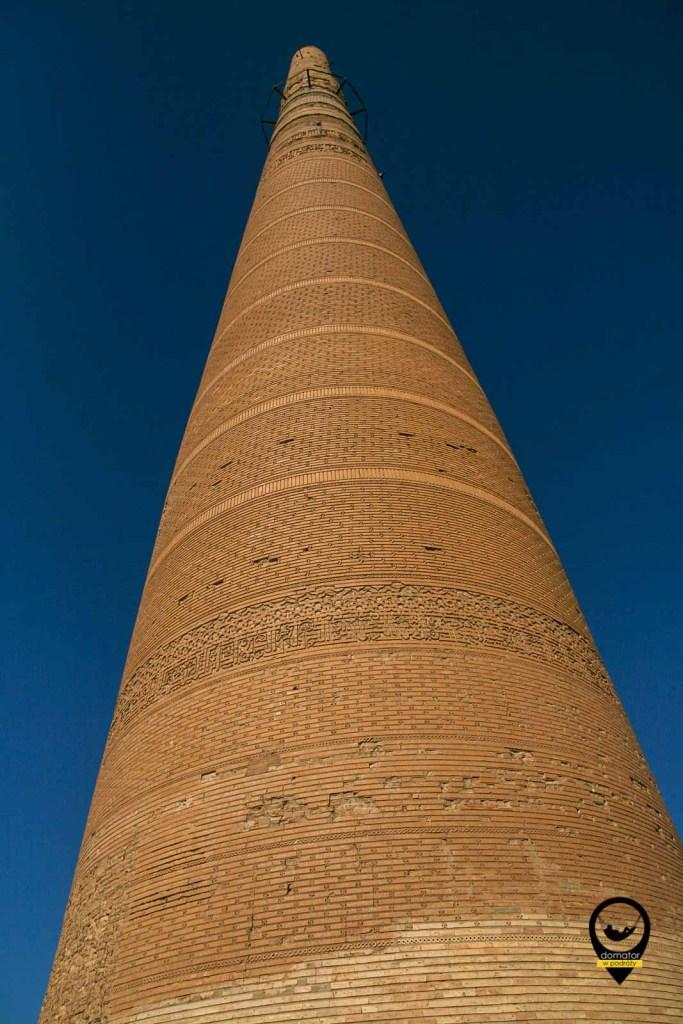 Minaret Temüra Kutługa z początku XI wieku
