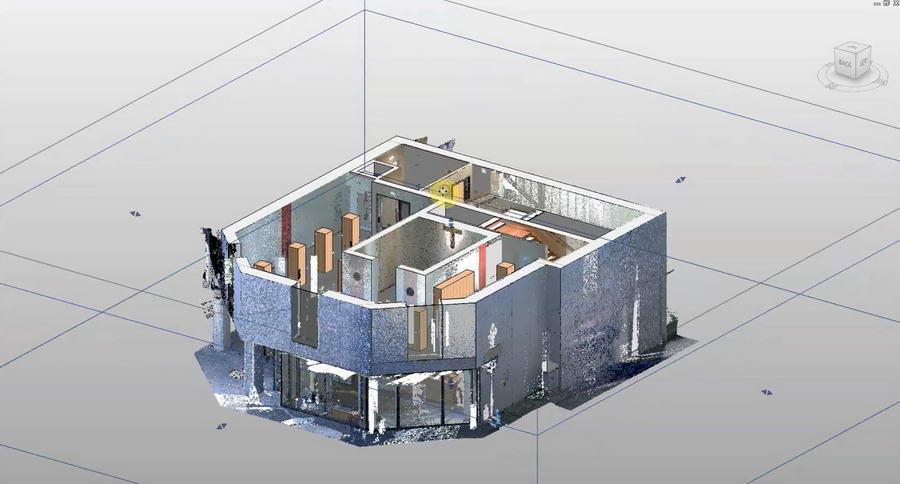 Ein 3D-Scan des Domschatzes Minden bildet die Basis für das Forschungsprojekt der RWTH Aachen zur digitalen Ausstellungsbegleitung. Foto: RWTH