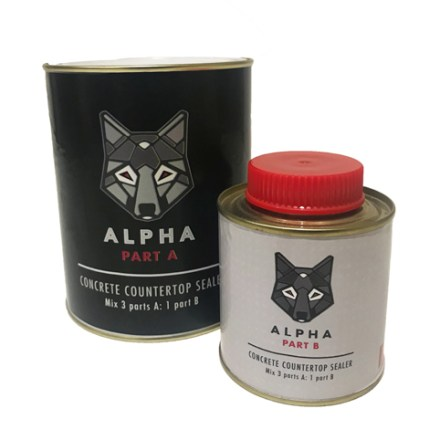Alpha Concrete Countertop Sealer