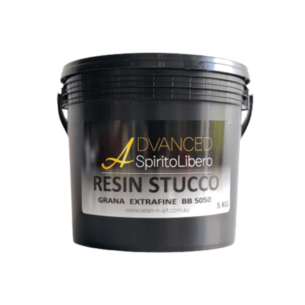 Resin Stucco Extra Fine 5kg