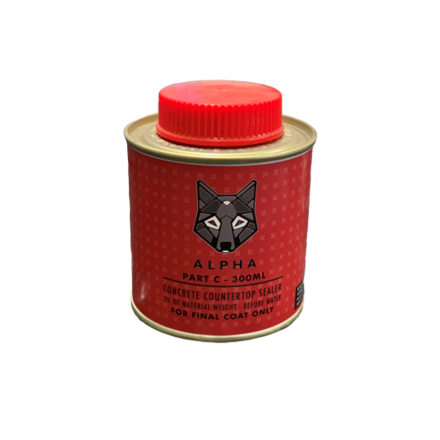 Alpha Concrete Sealer Part C