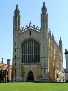 Cambridge, king's college chapel (3)