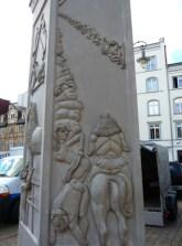 Schwerin, colonna del leone (4)