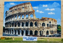 Seconda versione del Colosseo @ Ciocco Bricks 2014