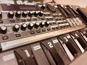 Boss guitar fx pedal