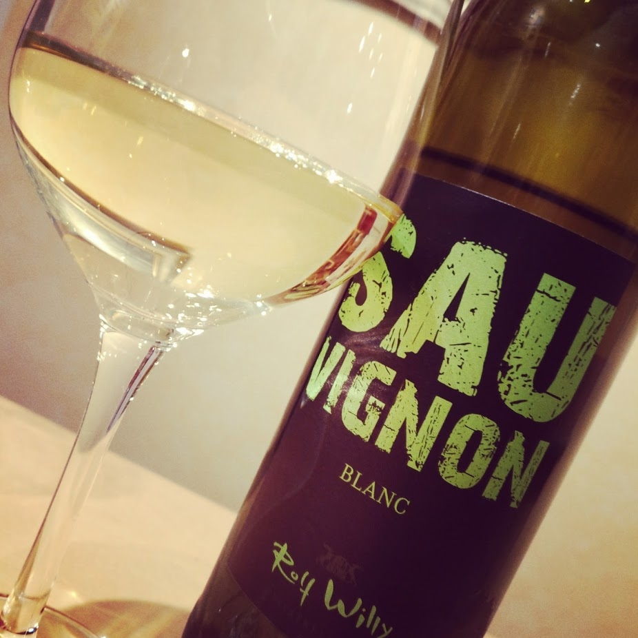 Weekly Wines #7 and #8 – Rolf Willy's Sauvignon Blanc