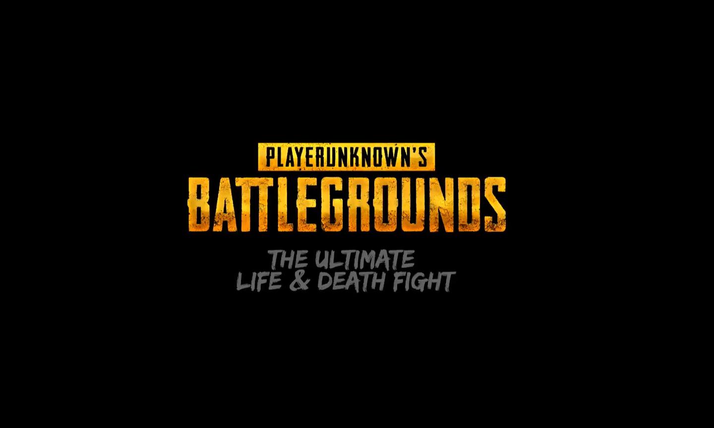 First Look at PLAYERUNKNOWN's Battlegrounds