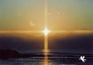 光の十字架
