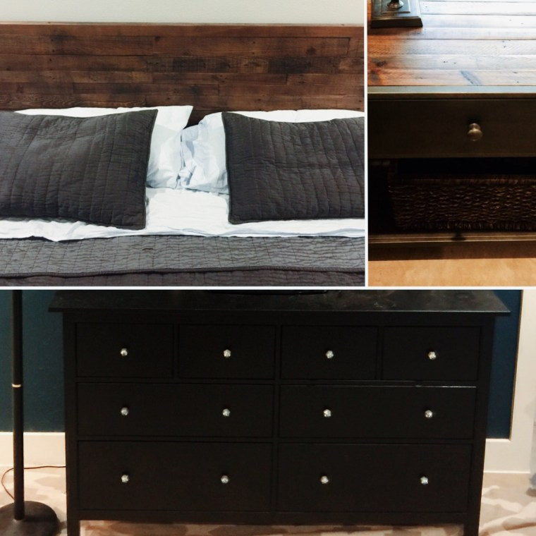 Will this IKEA dresser ever be an urban industrial DIY dream?