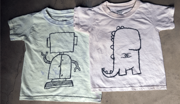 drawn shirts