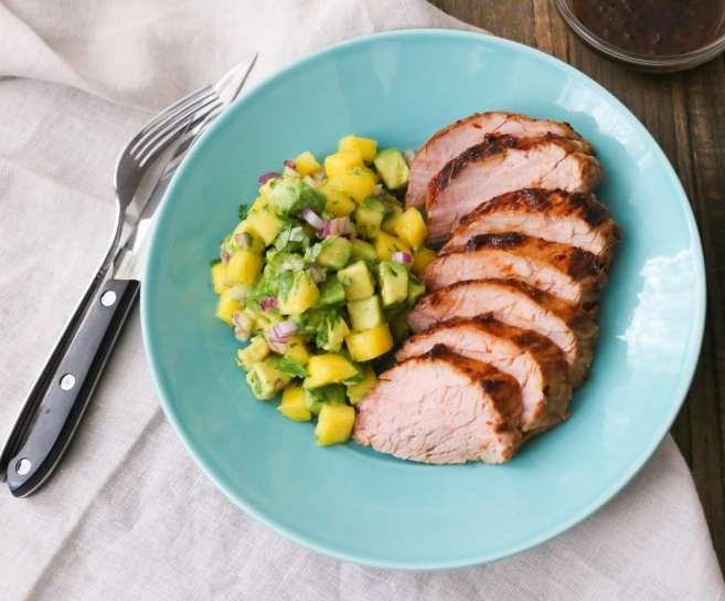 chipotle-pork-tenderloin-with-mango-avocado-salsa-4