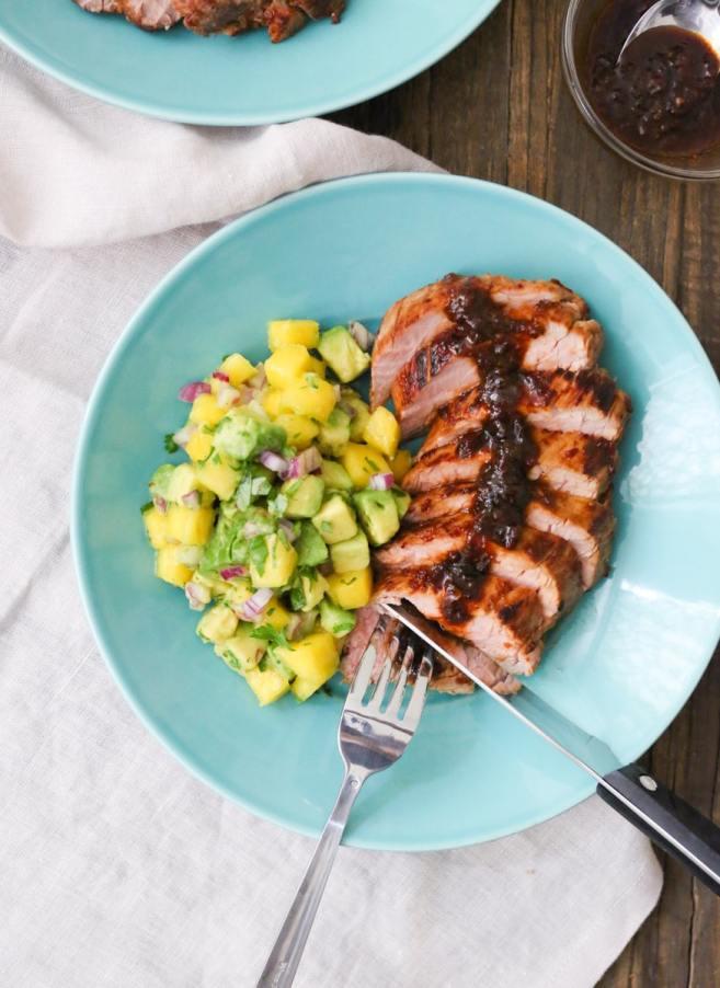 chipotle-pork-tenderloin-with-mango-avocado-salsa-5