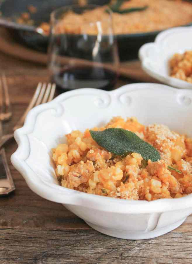 Brown-Rice-Casserole-with-Butternut-Squash-Apples-and-Sausage-step-4