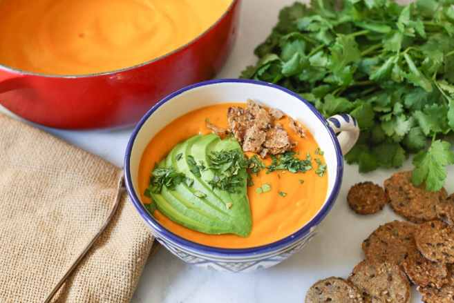 vegan-bell-pepper-soup-with-sweet-potato-7