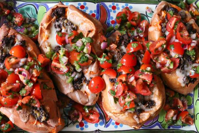 vegetarian-loaded-sweet-potatoes-with-cherry-tomato-pico-de-gallo-step-12