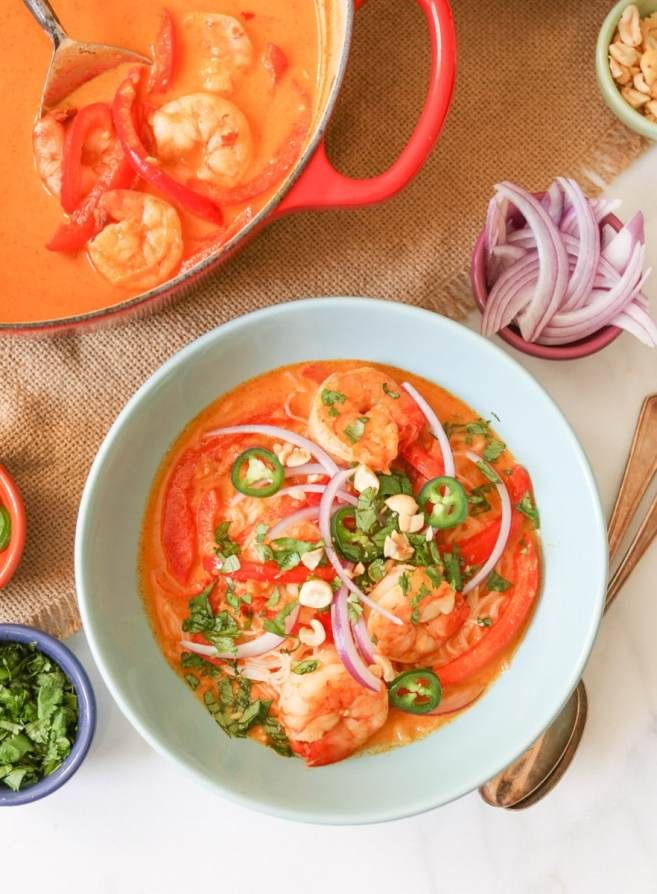 thai-red-curry-with-shrimp-and-rice-noodles-12