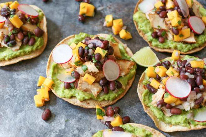 Grilled-Tuna-Tostadas-with-Black-Bean-Mango-Salsa-and-Avocado-7