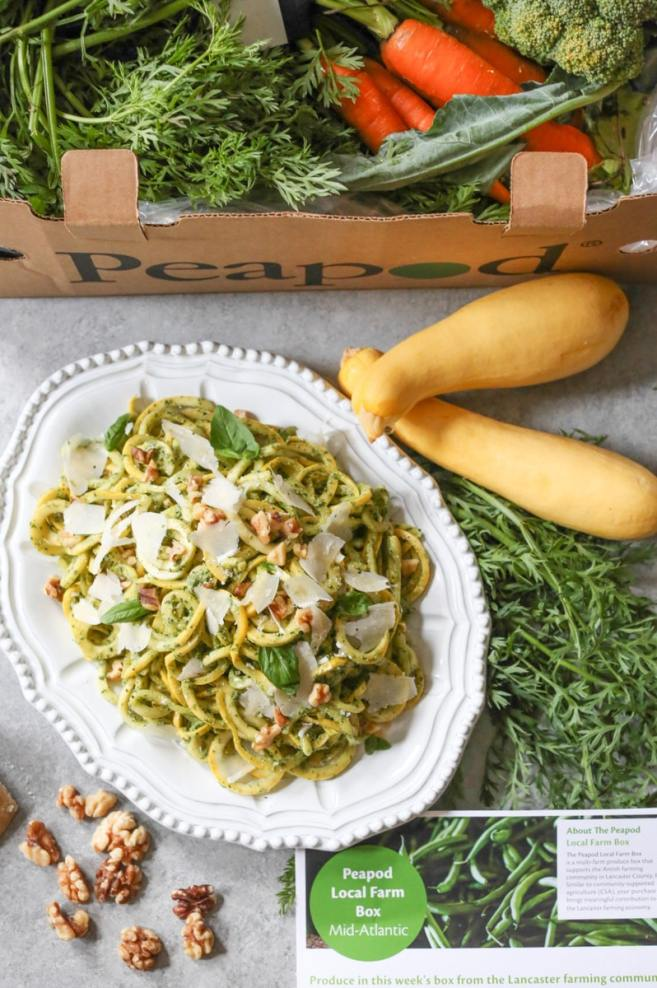 Vegetarian-Summer-Squash-Noodle-Salad-with-Carrot-Top-Pesto-4