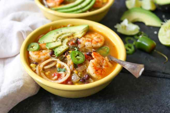 spicy-jicama-tortilla-soup-with-shrimp-6