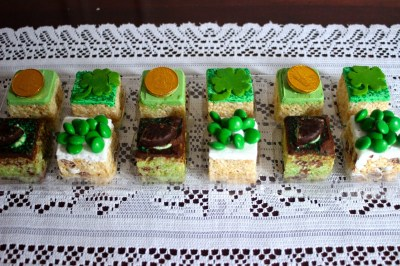 Treat House Sweets for St. Patrick's Day