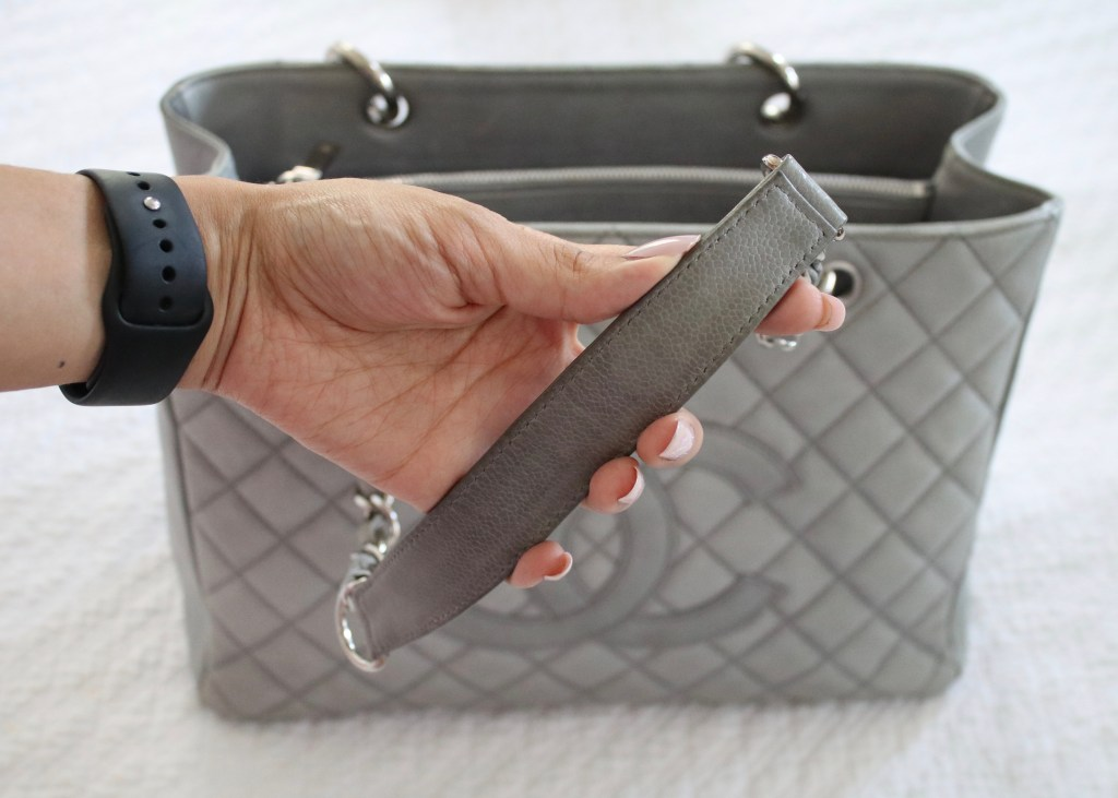 Chanel Grand Shopping Tote Strap