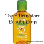 The Top 5 Drugstore Beauty Buys