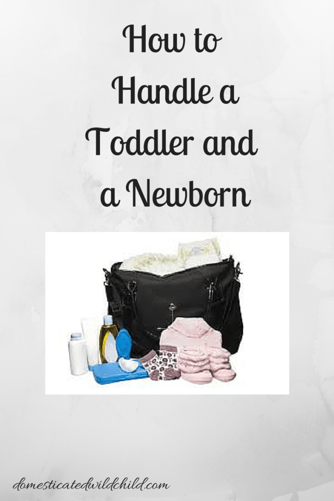 How to Handle aToddler and a Newborn