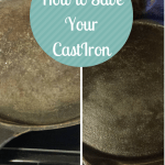 How to Save Your Cast Iron