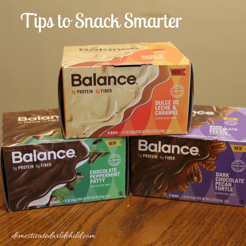 Tips to Snack Smarter