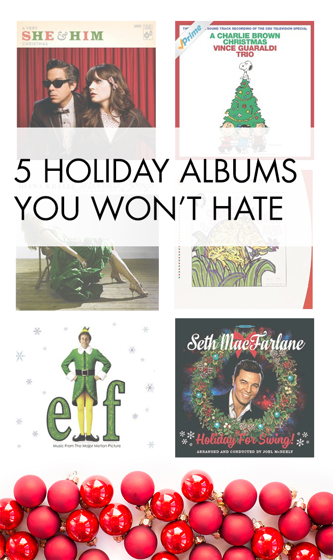 5 Holiday Albums You Won't Hate