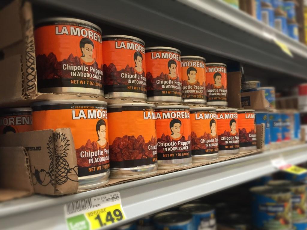 La Morena at Food 4 Less