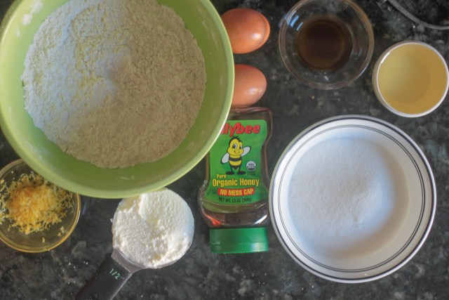 Lemon Blueberry Cupcakes | Domestic Batch