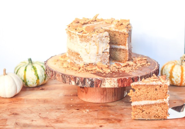 Pumpkin Cake | Domestic B(i)atch