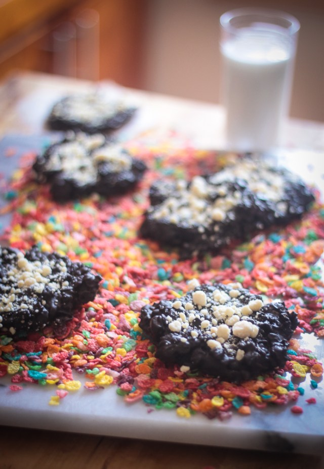 Milk & Cereal Cookies | Domestic B(i)atch