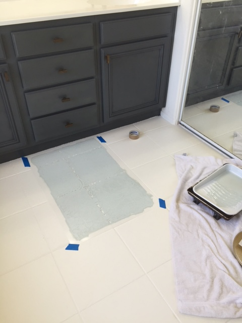 paint floor tiles a complete tutorial