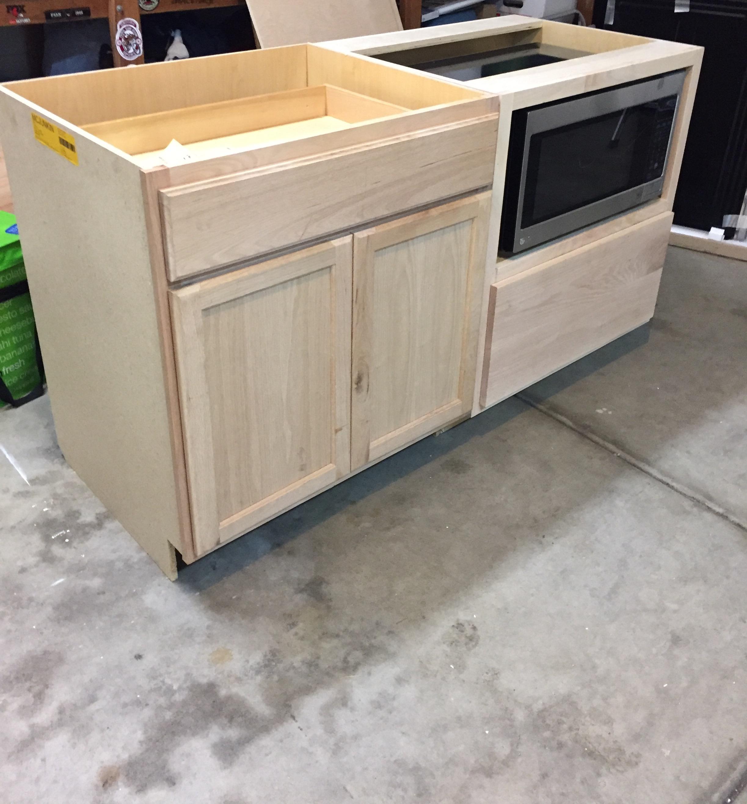 Kitchen Island  Make It Yourself! Save Big $$$