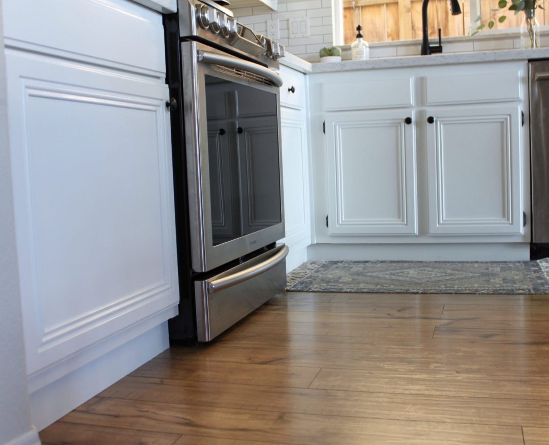 The DIY Kitchen Update You Haven\'t Thought Of - Domestic Blonde