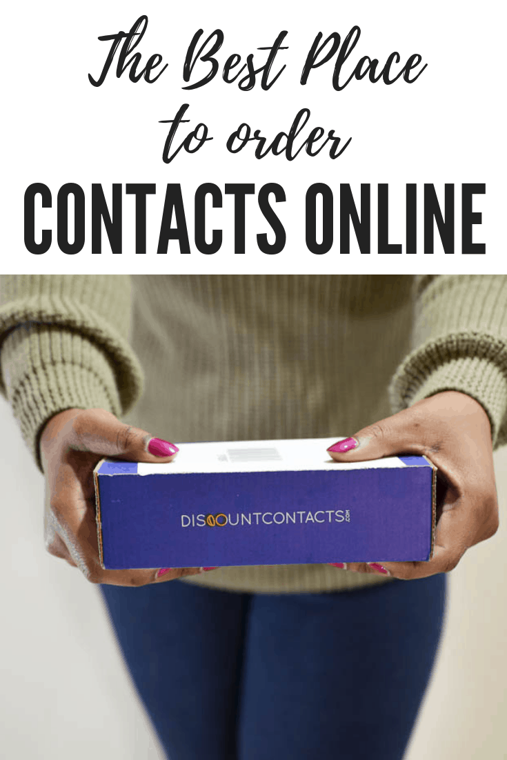 The Best Place to order contacts online
