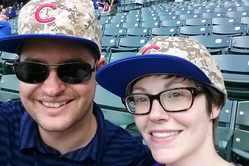 Cubs game
