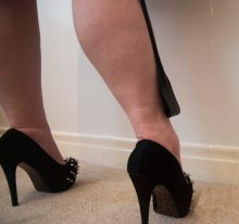 Heels and Crop scaled - Princess Dahlia