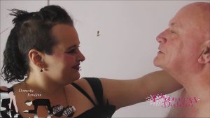 princess dahlia tormented on the st andrews cross