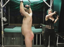 sirclaire flogging 2 - Sir Claire Black