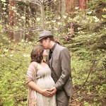 Our Maternity Photos in the Sequoia National Forest