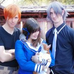 Fruits Basket Cosplay in Hanford, California