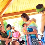 Natural Parenting for Non-Hippies Babywearing Meet-Up