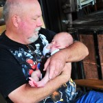 Tessa Meets Grandpa