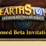 Hearthstone: Heroes of Warcraft Closed Beta