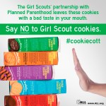 Join the Girl Scouts Cookie Boycott (aka, the Cookiecott!)