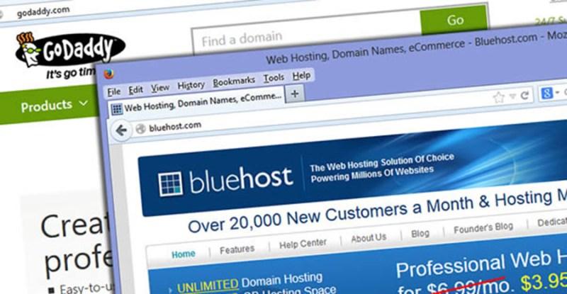 bluehost-vs-godaddy